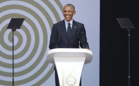 Obama's top quotes from #MandelaLecture