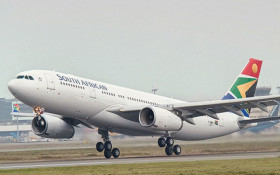 SAA aiming to resume domestic flights from mid-June