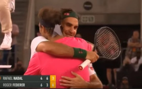 [WATCH] Cape Town crowd sets new world record at Federer-Nadal showdown