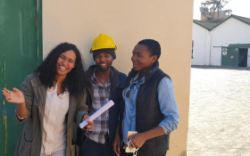 SA's first female ship builder hails from Bonteheuwel on the Cape Flats