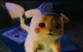 FIRST LOOK: Ryan Reynolds voices Pikachu in upcoming Pokémon blockbuster