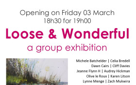 Loose and Wonderful Art Exhibition