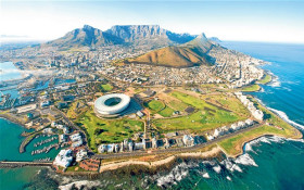 Breathtaking Aerial Views of the Cape