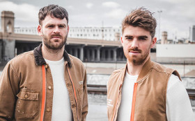 The Chainsmokers are taking a break from social media