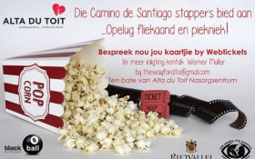 ALTA DU TOIT MOVIE NIGHT