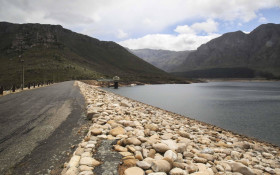 Cape Town dam levels increase to 46% but province still under pressure