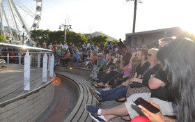 Take the Stage at the V&A Waterfront