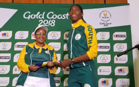 Team SA's Commonwealth Games champs rewarded
