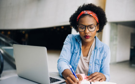 [LISTEN] Why women's self-promotion should be encouraged
