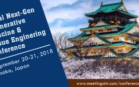 Annual Next-Gen Regenerative Medicine & Tissue Engineering Conference