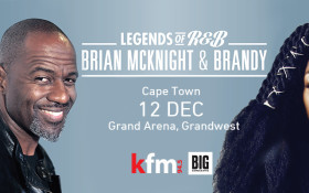 The Legends of R&B with Brian McKnight And Brandy