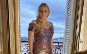 Rebel Wilson shows off weight loss in gorgeous evening gown