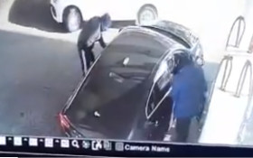 [VIDEO] Brazen hijackers abduct driver in front of petrol attendants in Joburg