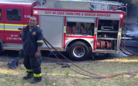 Can you help victims of fire at a WC school for the deaf?