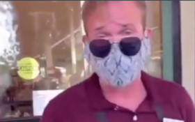[WATCH] Woman getting upset that store wont let her shop without protective mask