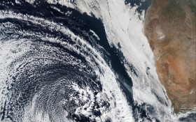 Rain and more rain – and gale force winds - expected as first storm approaches