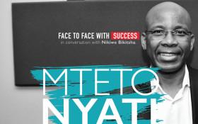 Face to face with Mteto Nyati