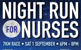 THE EXCEPTIONAL NURSE NIGHT RUN FOR NURSES