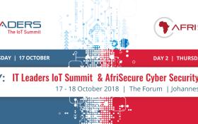 IT Leaders IoT Summit 2018