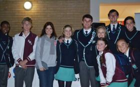 GK Teens Stellenberg High
