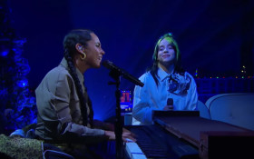 Billie Eilish and Alicia Keys bless us with an emotional duet