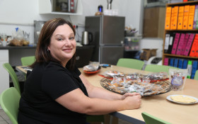 Meet Adri Williams: Changing lives, one cookie at a time