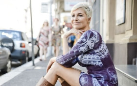 Liezel steals the show at the Cape Town Carnival Launch