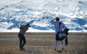 South African completes longest golf game in history