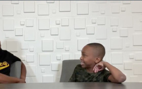 [WATCH] Boy explaining to his father why he doesn't smile for pics goes viral