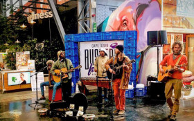The Buskers Festival