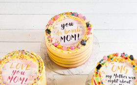 SPOIL YOUR MOTHER WITH THE VELVET CAKE CO.'S FIRST EVER CAKE BUFFET