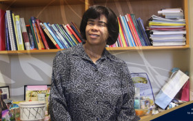 From domestic worker to associate professor, the story of Venecia McGhie