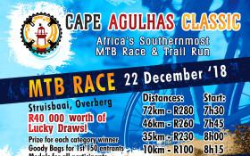 Cape Agulhas Classic Trail Run