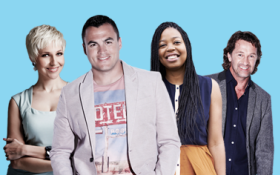 KFM Breakfast Wrap 4 July