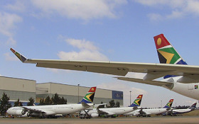 SAA cancels more regional & international routes