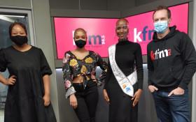Kfm Mornings: Miss South Africa 2020 Shudufhadzo Musida's first radio interview