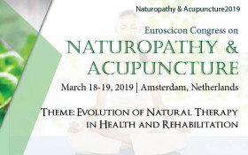 Euroscicon Congress on Naturopathy and Acupuncture