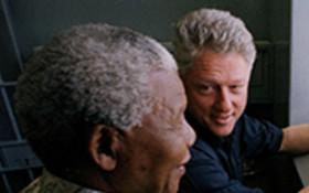 Nelson Mandela Legacy Map