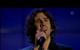 Josh Groban LOVES the Cape