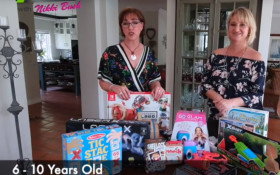 Need gift ideas for young kids? Parenting expert Nikki Bush shares top toy picks