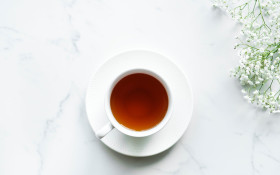 Don't sweat it: Hot cup of Rooibos tea will cool you down