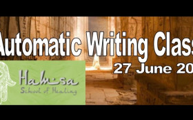 AUTOMATIC WRITING PROGRAM - CAPE TOWN