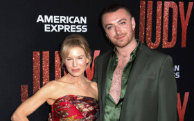 Renée Zellweger and Sam Smith team up for duet in new movie