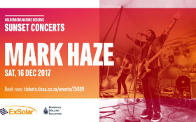 Sunset Concerts - Mark Haze in concert