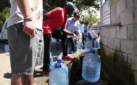 City of CT relaxes restrictions on water usage