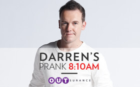 "Darren ""Whackhead"" Simpson's Prank presented by OUTsurance"