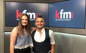 15-year-old wows the Cape with her voice