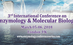 3rd International Conference on Enzymology and Molecular Biology