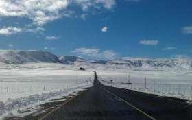 Snow joke! Cold front heading to the Western Cape