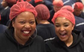 Kfm rises against hunger on Mandela Day 2019